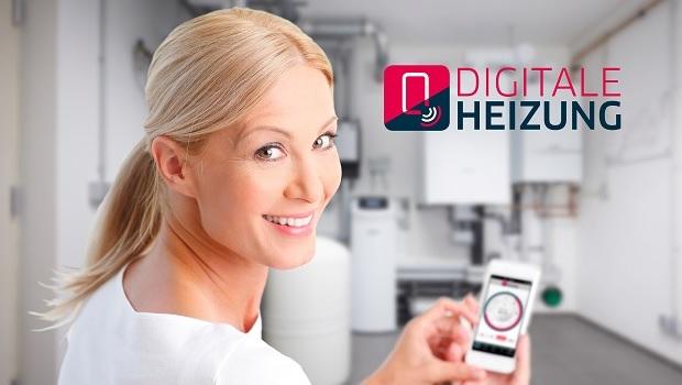 Eine digitale oder auch smarte Heizung passt sich ganz individuell an die Bedürfnisse der Nutzer an. Foto: BDH